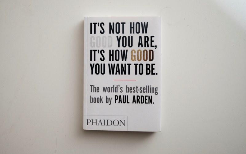 7 секретів успіху від рекламного генія Пола Ардена