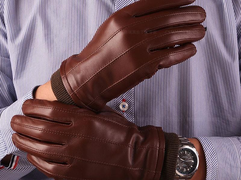 чоловічих рукавичок