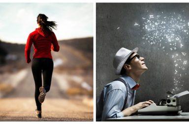 Що спільного у бігунів і письменників