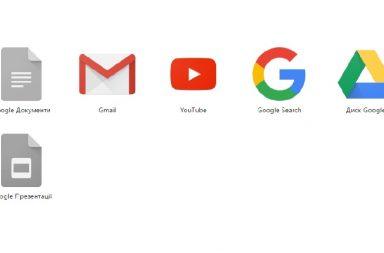 Як зберегти закладки в Google Chrome