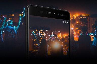 Анонс Nokia 6