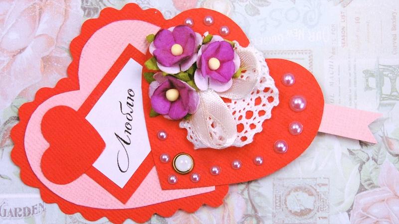 Картинки к дню святого валентина своими руками