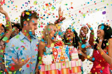 Як відсвяткувати день народження