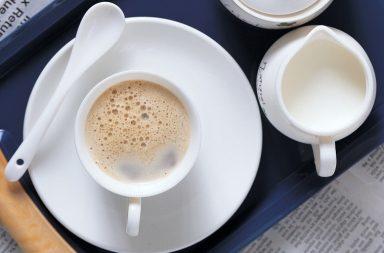 Як приготувати смачну каву з молоком