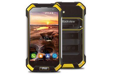 Огляд самого доступного захищеного смартфона - Blackview BV6000s
