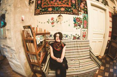 Інтерв'ю з Валерією Чорней - українською письменницею та журналістом