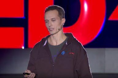 Романтична втеча до зірок Павло Пресняков TEDxKyiv