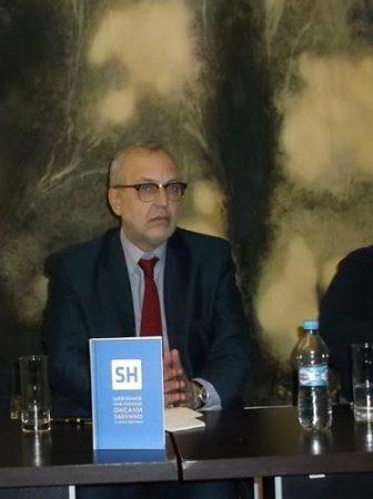 21 березня відбулася презентація п'ятого, переглянутого й доповненого видання книги Оксани Забужко