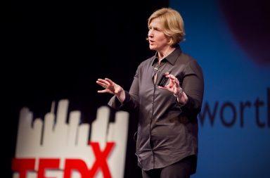 TED RUS x Брін Браун - cила уразливості