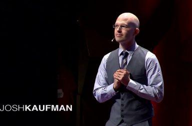 TED RUS x Джош Кауфман - як вивчити що завгодно за 20 годин