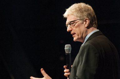 TED RUS x Кен Робінсон - як школи пригнічують творчість