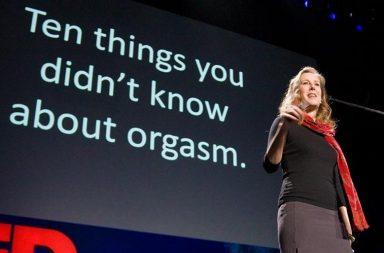TED RUS x Мері Роуч - 10 нових фактів про оргазм