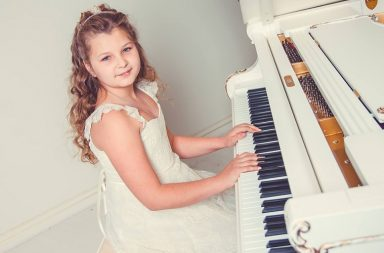 11 квітня відбудеться концерт 11-річної Христини Михайліченко