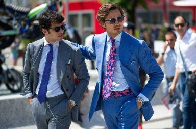 7 способів відрізнити хороший костюм від підробки