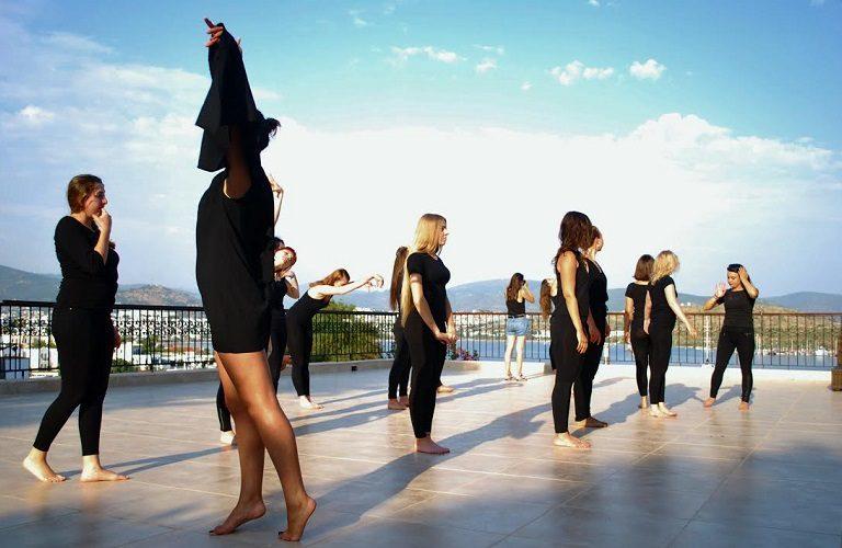 У Бодрумі відбудеться 18-й Міжнародний фестиваль танцю