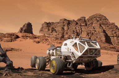 NASA показало дивовижну панораму дюн на Марсі