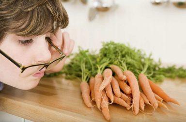 Чи справді морква покращує зір