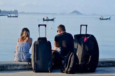 Валіза або рюкзак з чим зручніше подорожувати