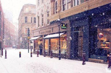 Європу чекає найхолодніша зима за останні 100 років