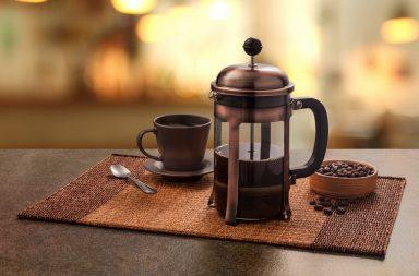 Як приготувати ідеальний кави у френч-пресі