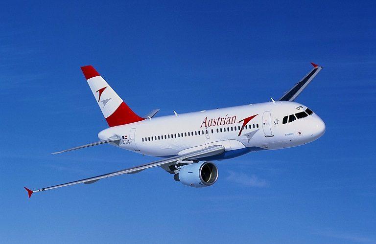 Austrian запускає рейси з чотирьох міст України