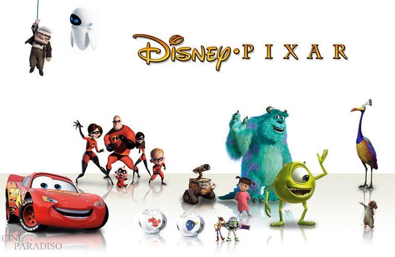 Disney і Pixar показали реальні локації зі своїх мультиків